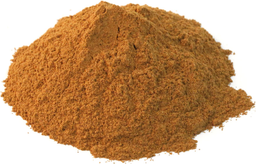 Cinnamon is a spice cultivated from strips of